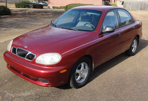 2001 Daewoo Lanos for sale in Jackson, MS