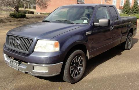 2004 Ford F-150 for sale in Jackson, MS