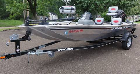 2016 Tracker Pro 170 for sale in Jackson, MS