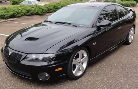 2006 Pontiac GTO for sale in Jackson, MS