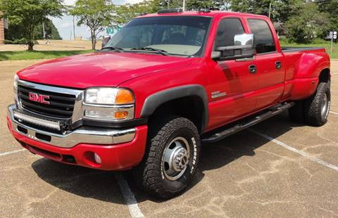 2007 GMC Sierra 3500 Classic for sale in Jackson, MS