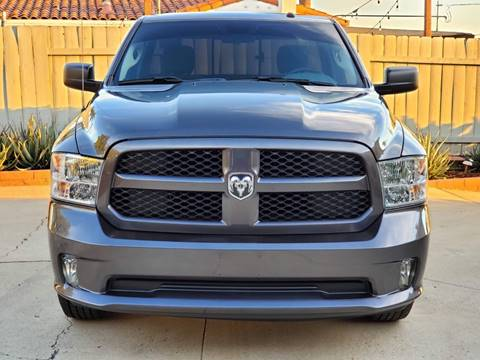 2017 RAM Ram Pickup 1500 for sale at Gold Coast Motors in Lemon Grove CA