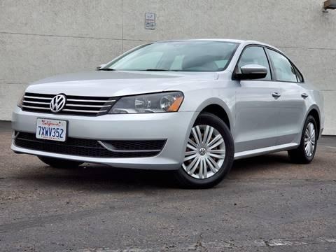 2015 Volkswagen Passat for sale at Gold Coast Motors in Lemon Grove CA