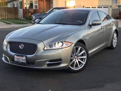2014 Jaguar XJ for sale at Gold Coast Motors in Lemon Grove CA