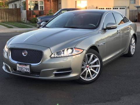 Used Jaguar Xj For Sale In California Carsforsale Com