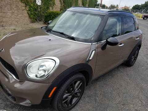 2011 MINI Cooper Countryman for sale at Gold Coast Motors in Lemon Grove CA
