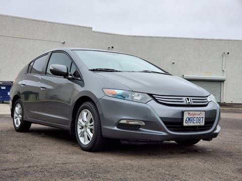 2010 Honda Insight for sale at Gold Coast Motors in Lemon Grove CA