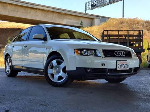 2004 Audi A4 for sale at Gold Coast Motors in Lemon Grove CA