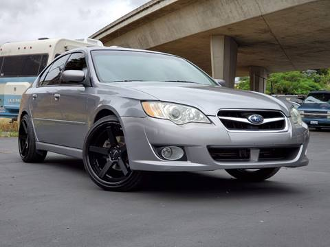 2008 Subaru Legacy for sale at Gold Coast Motors in Lemon Grove CA