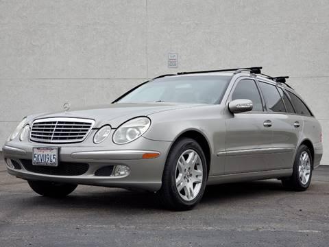 2005 Mercedes-Benz E-Class for sale at Gold Coast Motors in Lemon Grove CA