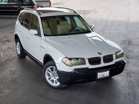 2004 BMW X3 for sale at Gold Coast Motors in Lemon Grove CA