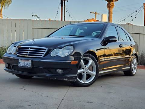 2005 Mercedes-Benz C-Class for sale at Gold Coast Motors in Lemon Grove CA