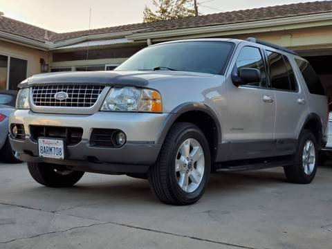 2005 Ford Explorer for sale at Gold Coast Motors in Lemon Grove CA