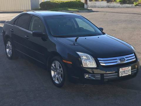 2006 Ford Fusion for sale at Gold Coast Motors in Lemon Grove CA