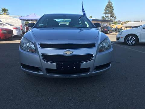 2011 Chevrolet Malibu for sale at Gold Coast Motors in Lemon Grove CA