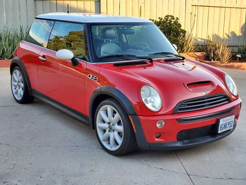 2002 MINI Cooper for sale at Gold Coast Motors in Lemon Grove CA