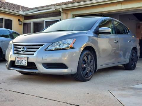 2014 Nissan Sentra for sale at Gold Coast Motors in Lemon Grove CA