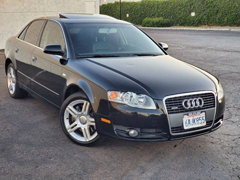 2007 Audi A4 for sale at Gold Coast Motors in Lemon Grove CA