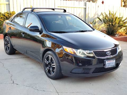 2011 Kia Forte for sale at Gold Coast Motors in Lemon Grove CA