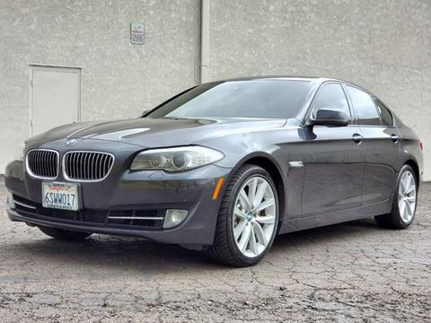2011 BMW 5 Series for sale at Gold Coast Motors in Lemon Grove CA