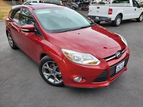 2014 Ford Focus for sale at Gold Coast Motors in Lemon Grove CA