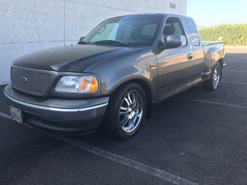 2003 Ford F-150 for sale at Gold Coast Motors in Lemon Grove CA