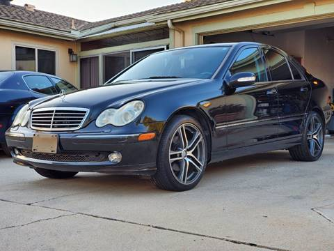 2004 Mercedes-Benz C-Class for sale at Gold Coast Motors in Lemon Grove CA