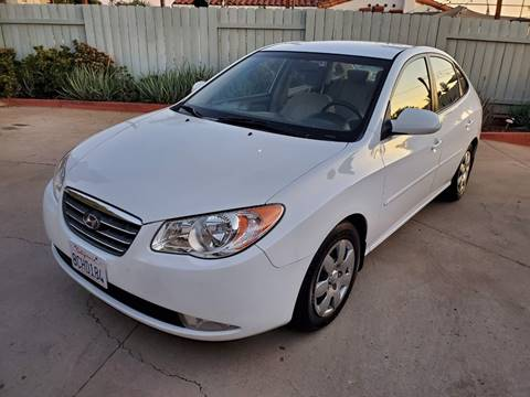 2008 Hyundai Elantra for sale at Gold Coast Motors in Lemon Grove CA