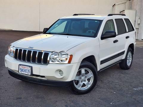 2006 Jeep Grand Cherokee for sale at Gold Coast Motors in Lemon Grove CA