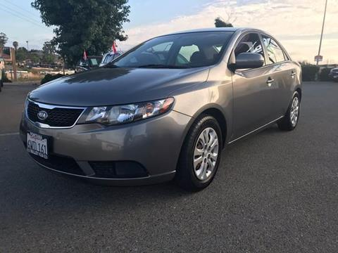 2013 Kia Forte for sale at Gold Coast Motors in Lemon Grove CA