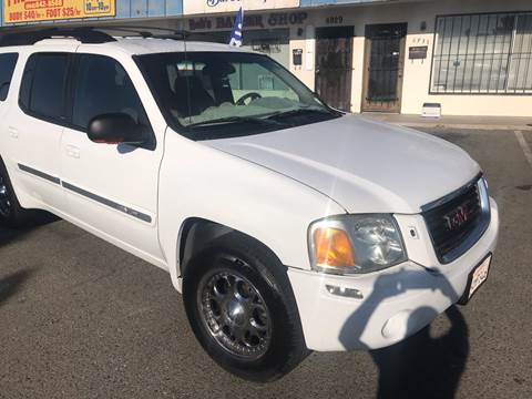 2003 GMC Envoy XL for sale at Gold Coast Motors in Lemon Grove CA