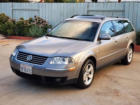 2004 Volkswagen Passat for sale at Gold Coast Motors in Lemon Grove CA