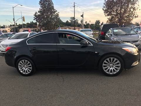 2011 Buick Regal for sale at Gold Coast Motors in Lemon Grove CA