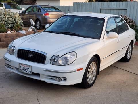 2003 Hyundai Sonata for sale at Gold Coast Motors in Lemon Grove CA