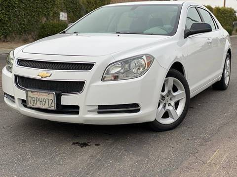 2009 Chevrolet Malibu for sale at Gold Coast Motors in Lemon Grove CA