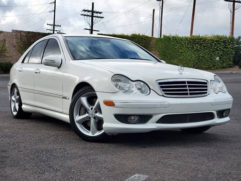 2006 Mercedes-Benz C-Class for sale at Gold Coast Motors in Lemon Grove CA