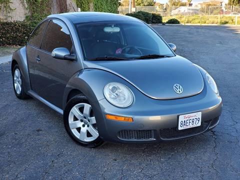 2007 Volkswagen New Beetle for sale at Gold Coast Motors in Lemon Grove CA