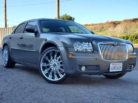 2009 Chrysler 300 for sale at Gold Coast Motors in Lemon Grove CA