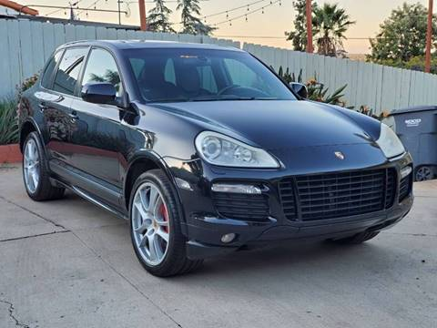 2009 Porsche Cayenne for sale at Gold Coast Motors in Lemon Grove CA