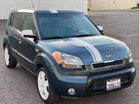 2010 Kia Soul for sale at Gold Coast Motors in Lemon Grove CA