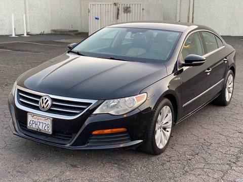 2011 Volkswagen CC for sale at Gold Coast Motors in Lemon Grove CA