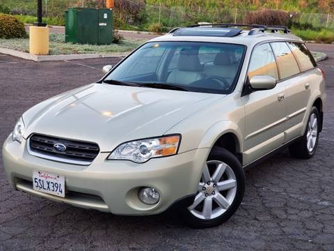 2006 Subaru Outback for sale at Gold Coast Motors in Lemon Grove CA