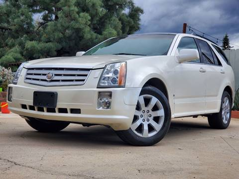 2006 Cadillac SRX for sale at Gold Coast Motors in Lemon Grove CA