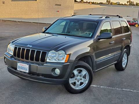 2005 Jeep Grand Cherokee for sale at Gold Coast Motors in Lemon Grove CA