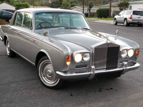 1967 Rolls-Royce Silver Shadow for sale at Gold Coast Motors in Lemon Grove CA