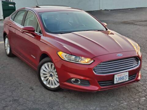 2015 Ford Fusion Hybrid for sale at Gold Coast Motors in Lemon Grove CA