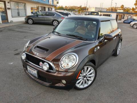 2010 MINI Cooper for sale at Gold Coast Motors in Lemon Grove CA