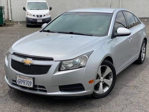 2011 Chevrolet Cruze for sale at Gold Coast Motors in Lemon Grove CA