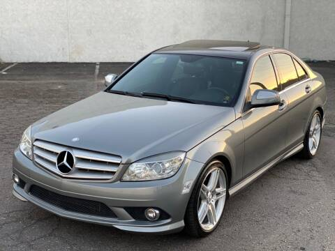 2009 Mercedes-Benz C-Class for sale at Gold Coast Motors in Lemon Grove CA