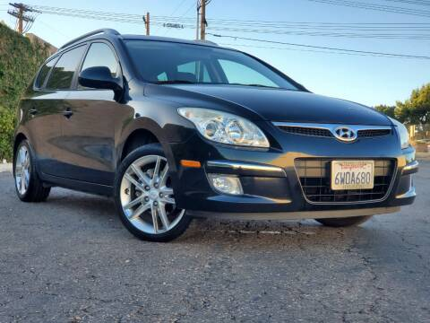 2011 Hyundai Elantra Touring for sale at Gold Coast Motors in Lemon Grove CA